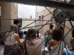 João Andirá  apresentou um trecho da peça. Assim que entrar em cartaz, divulgaremos ao querido publico que acompanhou e aguardou conosco a chegada das meninas Taianá e Meliana para o espetáculo começar.
