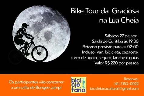 Kuritbike promove BIKE TOUR da GRACIOSA