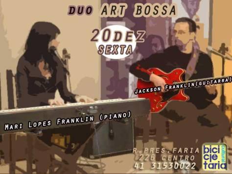 SEXTA 20/12 DUO ART BOSSA